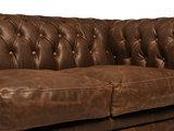 Chesterfield Sofá Vintage C0869 | 2 plazas | 12 años de garantía_