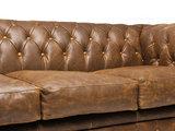 Auténtic Chesterfield Vintage Alabama C1059 | 3 plazas | 12 años de garantía_