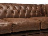 Chesterfield Sofá Vintage C0869 | 3 plazas | 12 años de garantía_