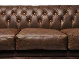 Chesterfield Sofá Vintage Cuero |2 + 3 plazas | C0869 | 12 años de garantía_
