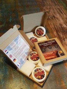 Paquete de mantenimiento original de Chesterfield Crema de cuero | 2x